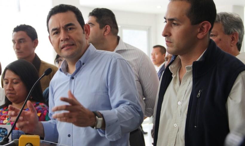 PRESIDENTE ENTREGÓ Q30 MILLONES POR RESARCIMIENTO A COMUNIDADES AFECTADAS CONSTRUCCIÓN DE CHIXOY
