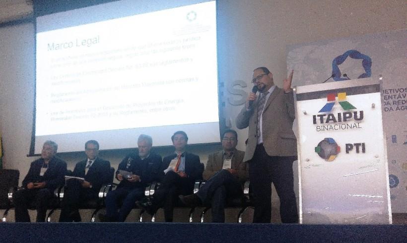 MEM CON ACTIVA PARTICIPACIÓN EN EVENTO INTERNACIONAL DE BRASIL