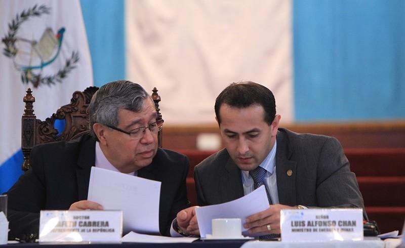 GUATEMALA BUSCA TRANSPARENTAR DISTRIBUCIÓN DE REGALÍAS POR PROYECTOS MINEROS