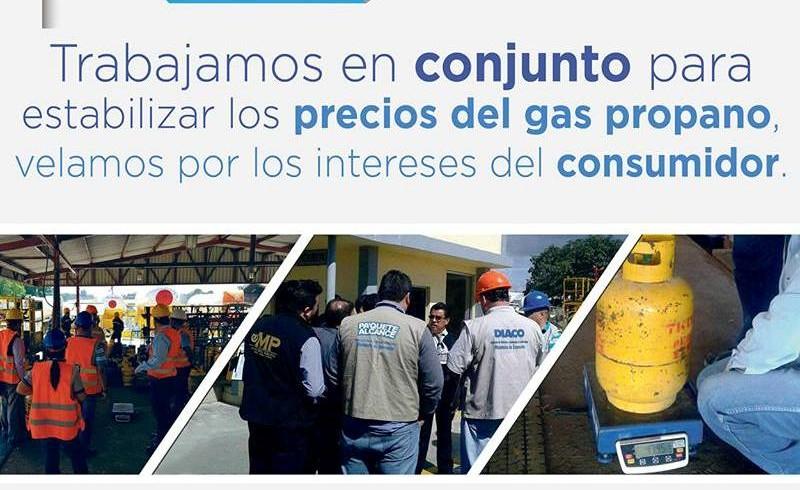 ACCIÓN DE GOBIERNO ESTABILIZA PRECIOS DE GLP EN GUATEMALA