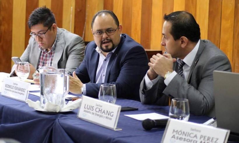 MEM INSTALA MESA TÉCNICA PARA EL ESTUDIO, ANÁLISIS Y ELABORACIÓN DE PROPUESTA DE LEY DE ALUMBRADO PÚBLICO A NIVEL NACIONAL