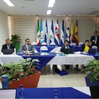 Ministro Pimentel participó en reuniones claves en el ámbito del Mercado Eléctrico Regional