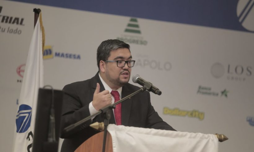 Ministro de Energía y Minas presenta acciones clave para mejorar el desarrollo y productividad en el país