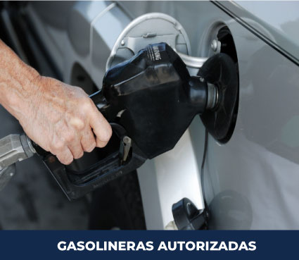 GASOLINERAS AUTORIZADAS PARA EL SÁBADO 18 y DOMINGO 19 DE JULIO DE 2020