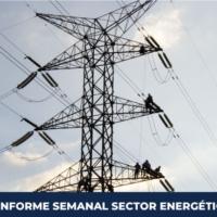 Informe semanal del Sector Energético del 09 al 16 de septiembre 2020